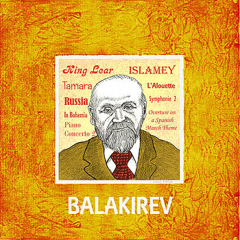 Balakirev by Paul Helm