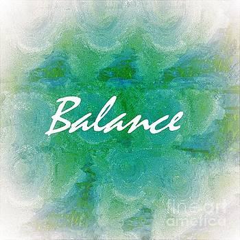 Balance by Eloise Schneider