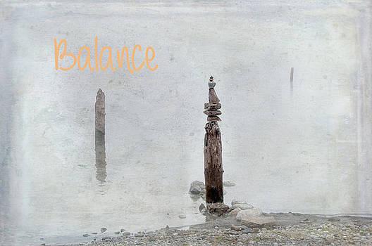 Balance II by Ramona Murdock