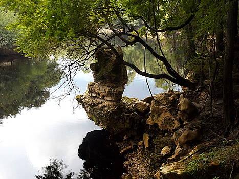 Balance Rock by Julie Pappas