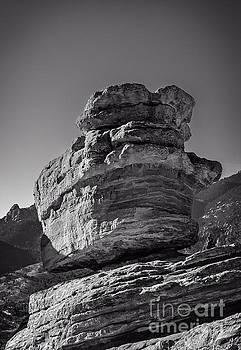 Balanced Rock by Charles Dobbs