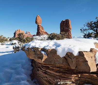 Robert VanDerWal - Balance Rock View