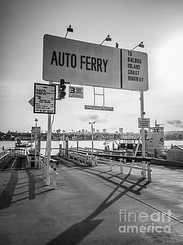 Paul Velgos - Balboa Island Ferry in Newport Beach California