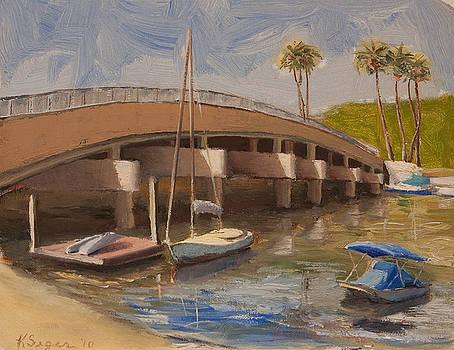 Balboa Island by Katherine Seger