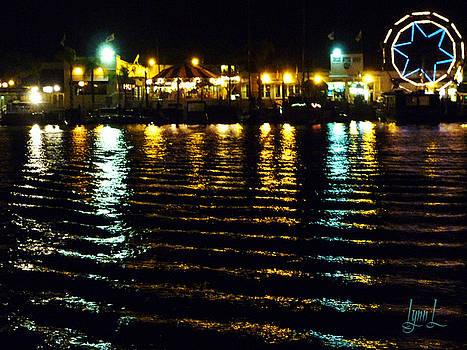 Balboa Night by S Lynn Lehman