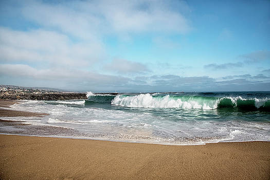 Balboa Peninsula Waves by Steven Michael