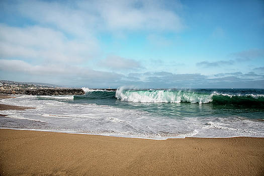 Balboa Waves by Steven Michael