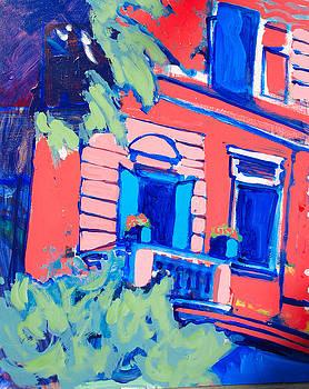 Balcone by Kurt Hausmann