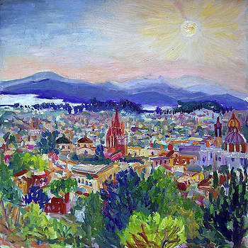 Balcones View, San Miguel by Andrew Osta