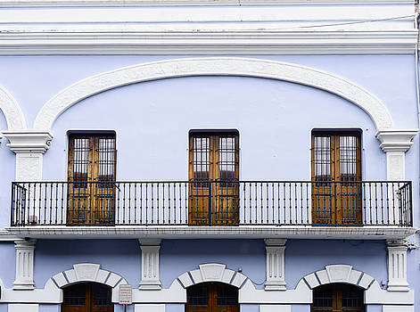 Balcony and Doors by Oscar Gutierrez
