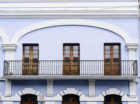Oscar Gutierrez - Balcony and Doors