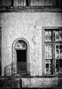 Kathleen K Parker - Balcony in New Orleans