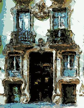 Balcony by Laura Botsford