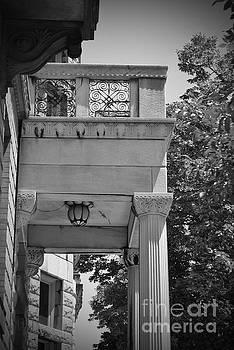 Jost Houk - Balcony of Vernon Place