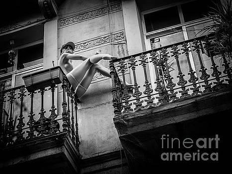 Balcony Scene by Hans Janssen