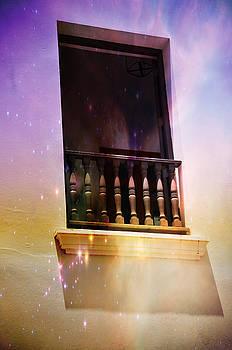 Balcony to Heaven by Ricardo Dominguez