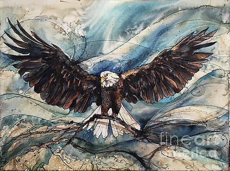 Christy Freeman - Bald Eagle