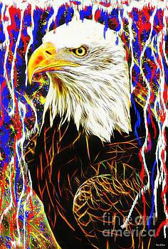 Bald Eagle Portrait by Tina LeCour