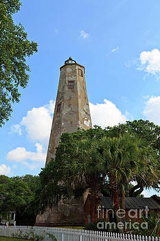 Jill Lang - Bald Head Island Lighthouse