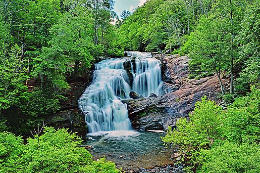 Bald River Falls by Ben Prepelka