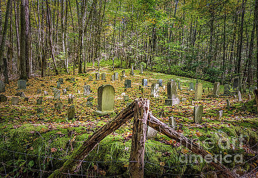 Bales Cemetery by Patrick Shupert