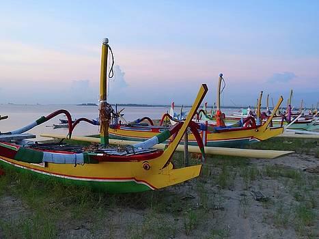Bali Boats by Exploramum Exploramum