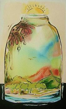 Bali Tea by Wendy Wiese