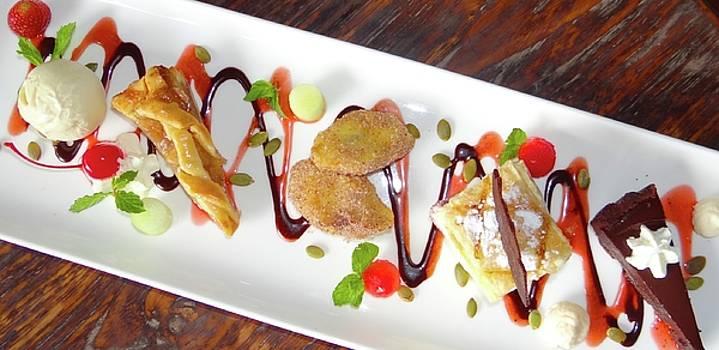 Balinese Dessert Platter by Exploramum Exploramum