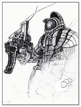 Ball Point Marine by Bob Cook