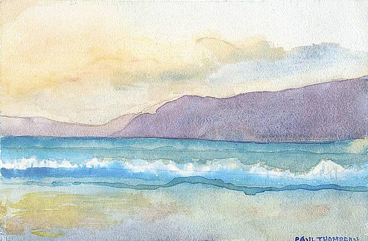 Ballenskelligs Beach by Paul Thompson