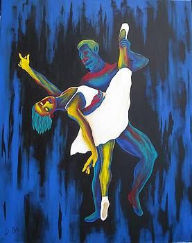Ballerina by Bill Collier