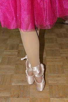 Ballerina by Carolyn Ricks