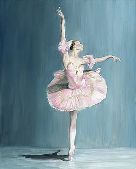Ballerina by Charlotte Yealey