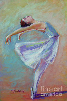 Ballerina Dancer by Joyce A Guariglia