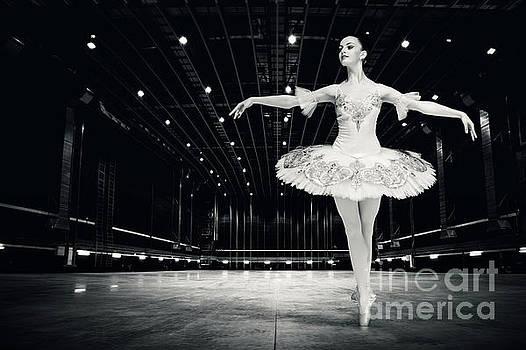 Ballerina by Dimitar Hristov
