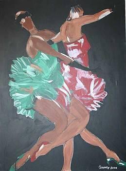 Ballerina by Garnett Thompkins