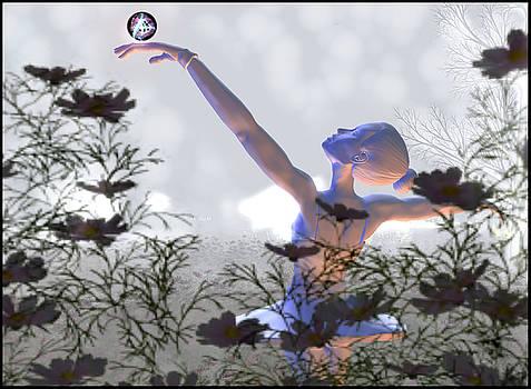 Ballerina by Monroe Snook