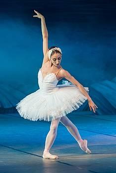 Ballerina by Sanae Okumura