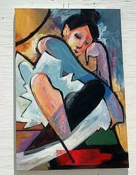 Ballerina by Stan  Sternbach