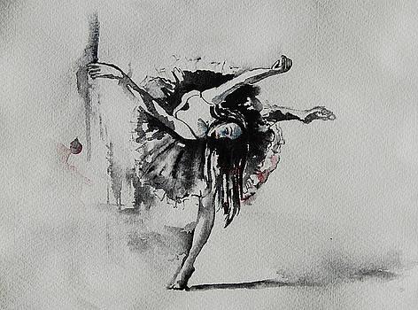 Ballerina by Tatiana Ilieva
