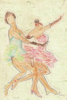 Umesh U V - Ballerina