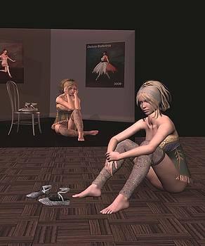 Ballerinia by John Junek