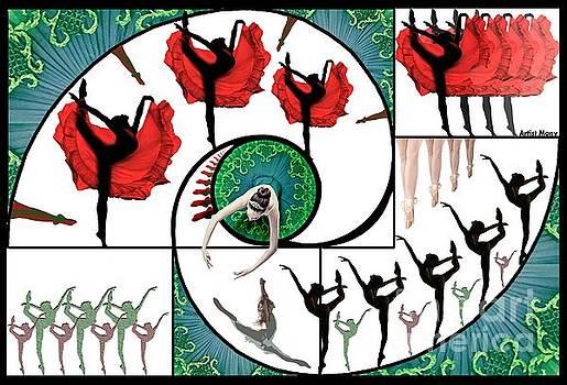 Ballet 2 by Eman Allam