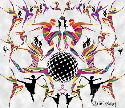 Ballet by Eman Allam