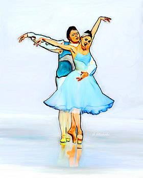 Ballet by Ata Alishahi