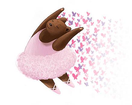 Ballet Bear by Michael Ciccotello