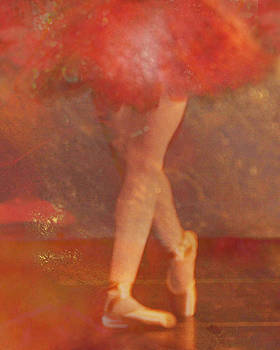 Ballet Dancer by Catherine Alfidi