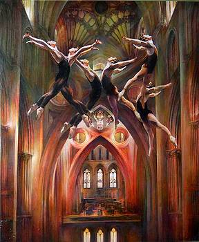 Ballet by Luigi Boriotti