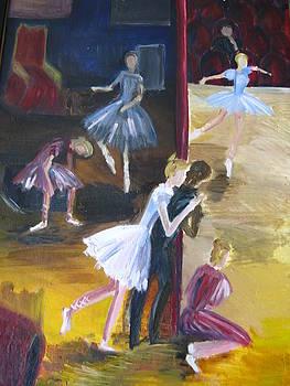 Ballet by Maria Degtyareva