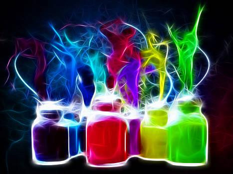 Ballet of Colors by Pamela Johnson